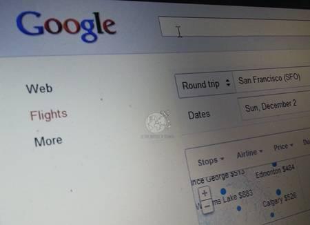 Google Flight Search: il tuo volo a portata di… Google