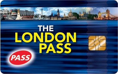 Con una carta Londra è a portata di mano