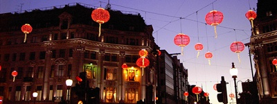 Tutti a Londra per il Capodanno cinese 2013