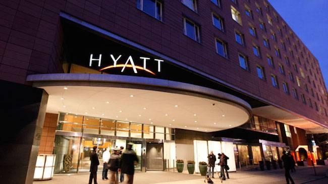 Wifi gratuito Hyatt hotels
