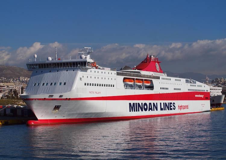 Le offerte 2015 di Minoan Lines
