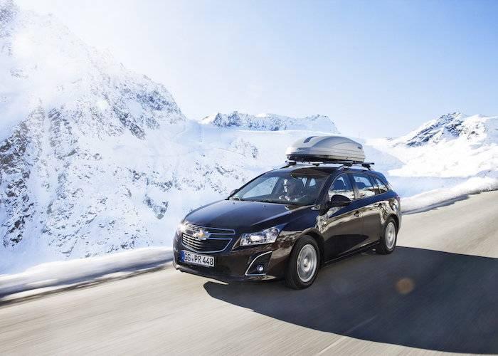 Viaggiare Auto Inverno