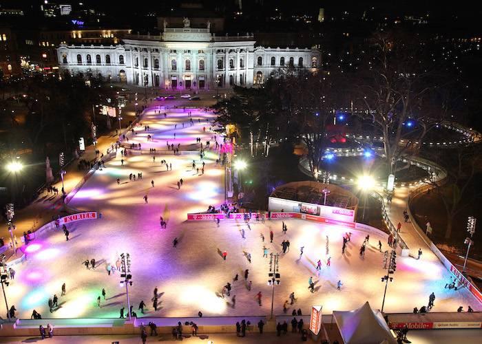 Vienna Pista Di Pattinaggio