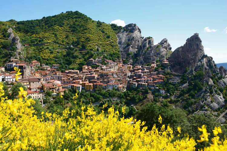 Gli itinerari naturalistici in Basilicata