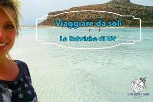 Viaggiare da soli in Italia, 4 mete per tutte le stagioni