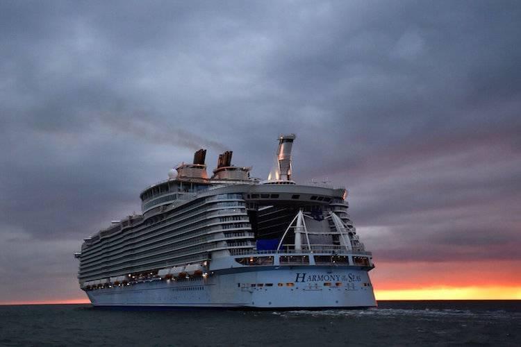 Royal Carribean e la nave da crociera più grande del mondo