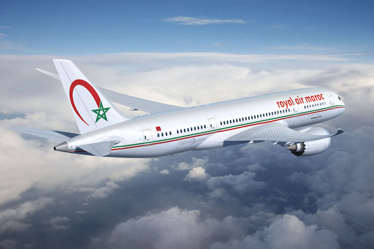 Royal Air Maroc premia le famiglie