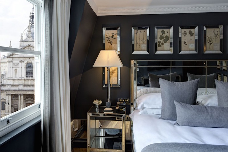 The Franklin Hotel a Londra. Il lusso del Made in Italy