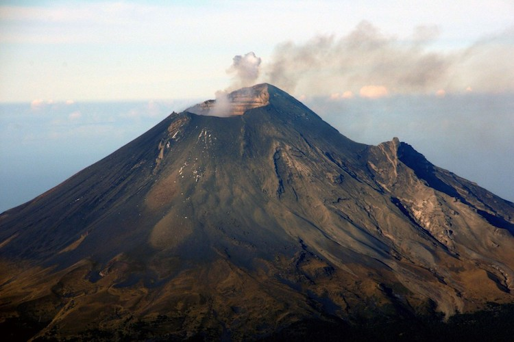 Cosa vedere in Messico: vulcano Popocatepetl