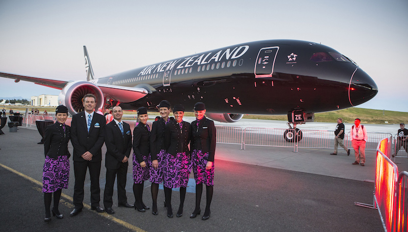 "Parti per ""un fantastico viaggio"" con Air New Zealand"