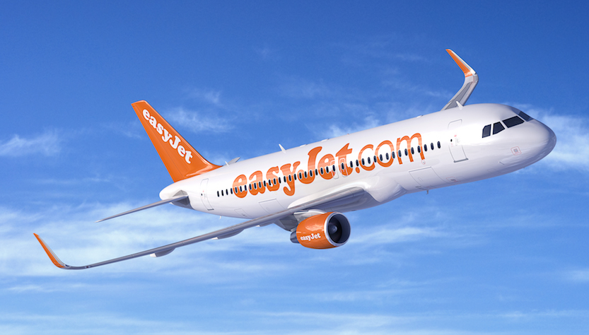 easyJet apre le porte all'estate!
