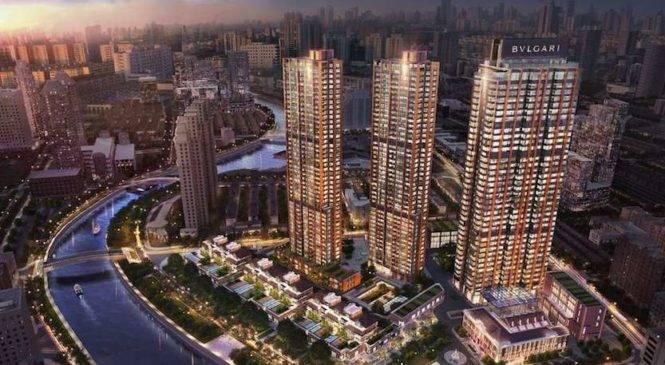 Un nuovo Bulgari hotel a Pechino