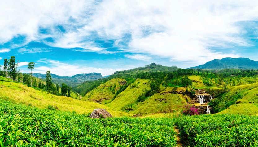Sri lanka panorama