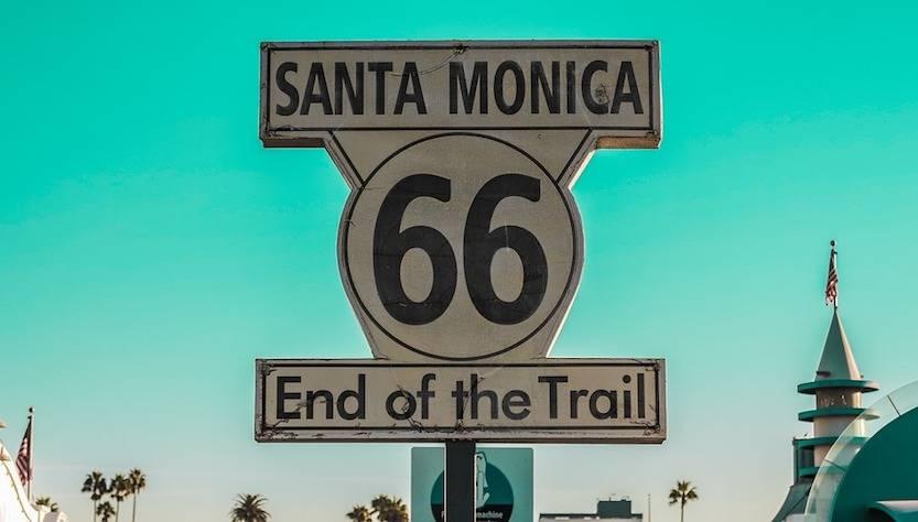 viaggi in moto lungo la Route 66