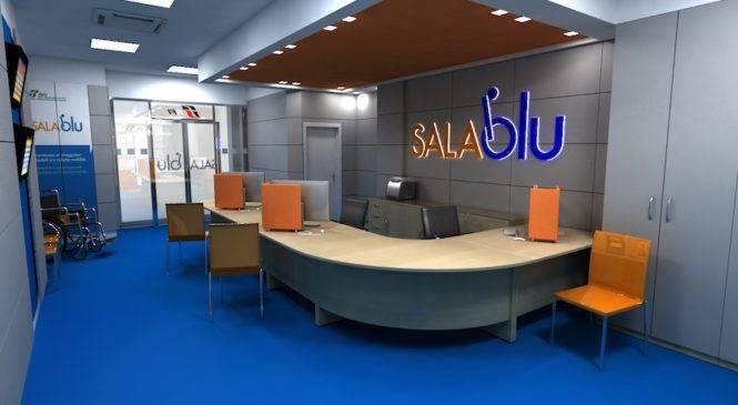 Il nuovo servizio SalaBlu online