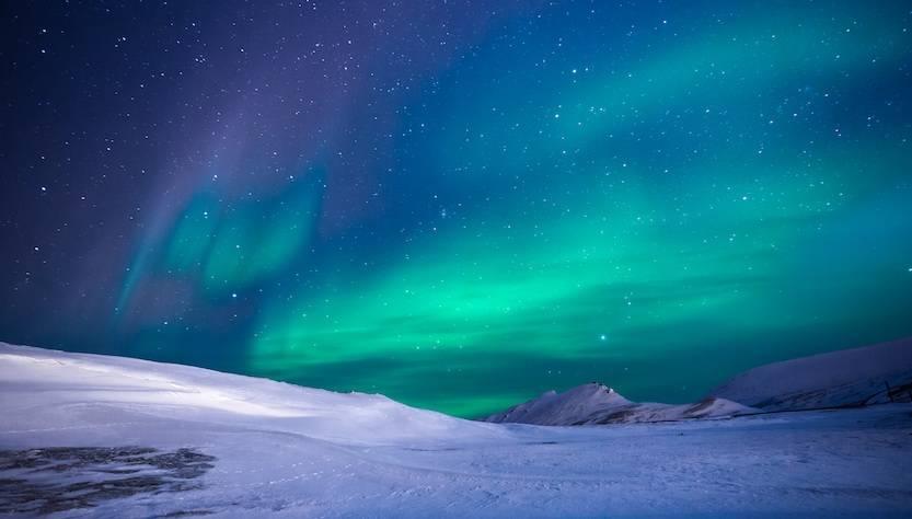 viaggi per vedere l'aurora boreale