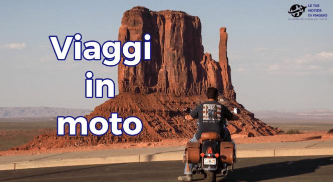 Vuoi iniziare a viaggiare in moto?