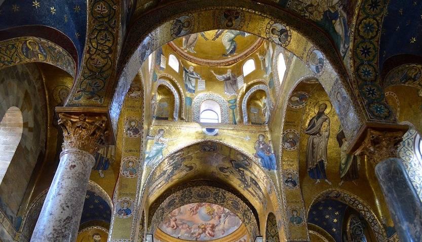 Palermo Chiesa Martorana