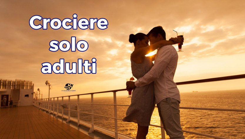In crociera solo con adulti con Virgin Voyages