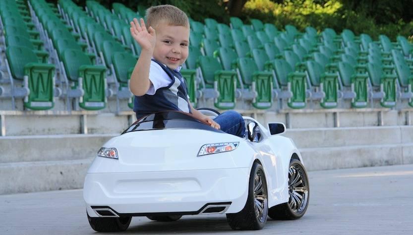 Bambini Viaggi In Auto