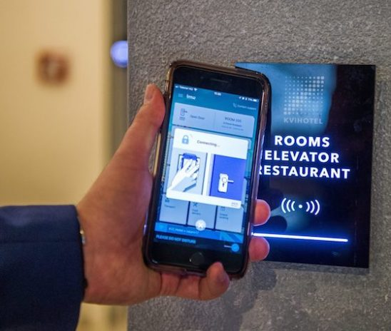 KViHotel, Budapest: il primo hotel europeo gestito da smartphone