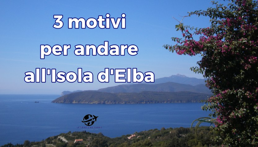 Andare all'Isola d'Elba