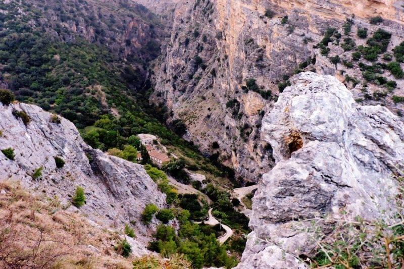 Civita in Calabria cosa vedere