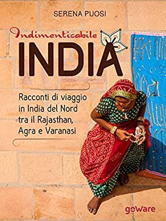 Indimenticabile India copertina libro
