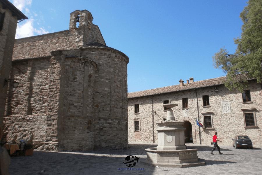 San Leo Pieve Santa Maria Assunta